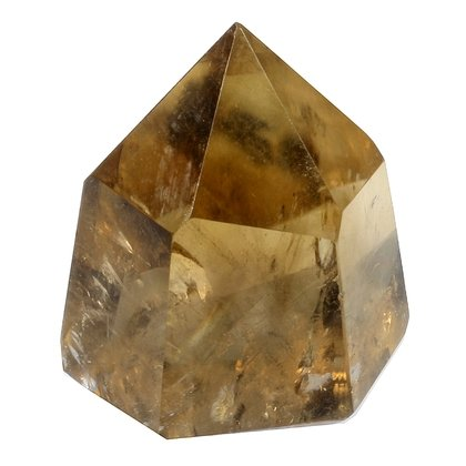 Mini Citrine Polished Point ~2.5 x 2cm