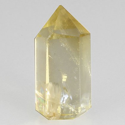 Mini Citrine Polished Point ~3.5 x 1.5cm