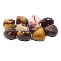 Mookaite Tumble Stone (20-25mm)