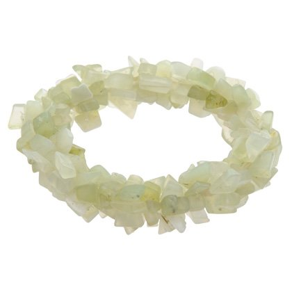 New Jade Crystal Bracelet -  Gemstone Chips