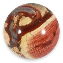 Poppy Jasper Medium Crystal Sphere ~4.5cm
