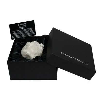Quartz Crystal Gift Box - Medium
