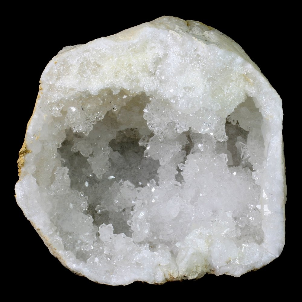 Quartz Geode Crystal Specimen - Extra LargeQuartz Crystal Specimen
