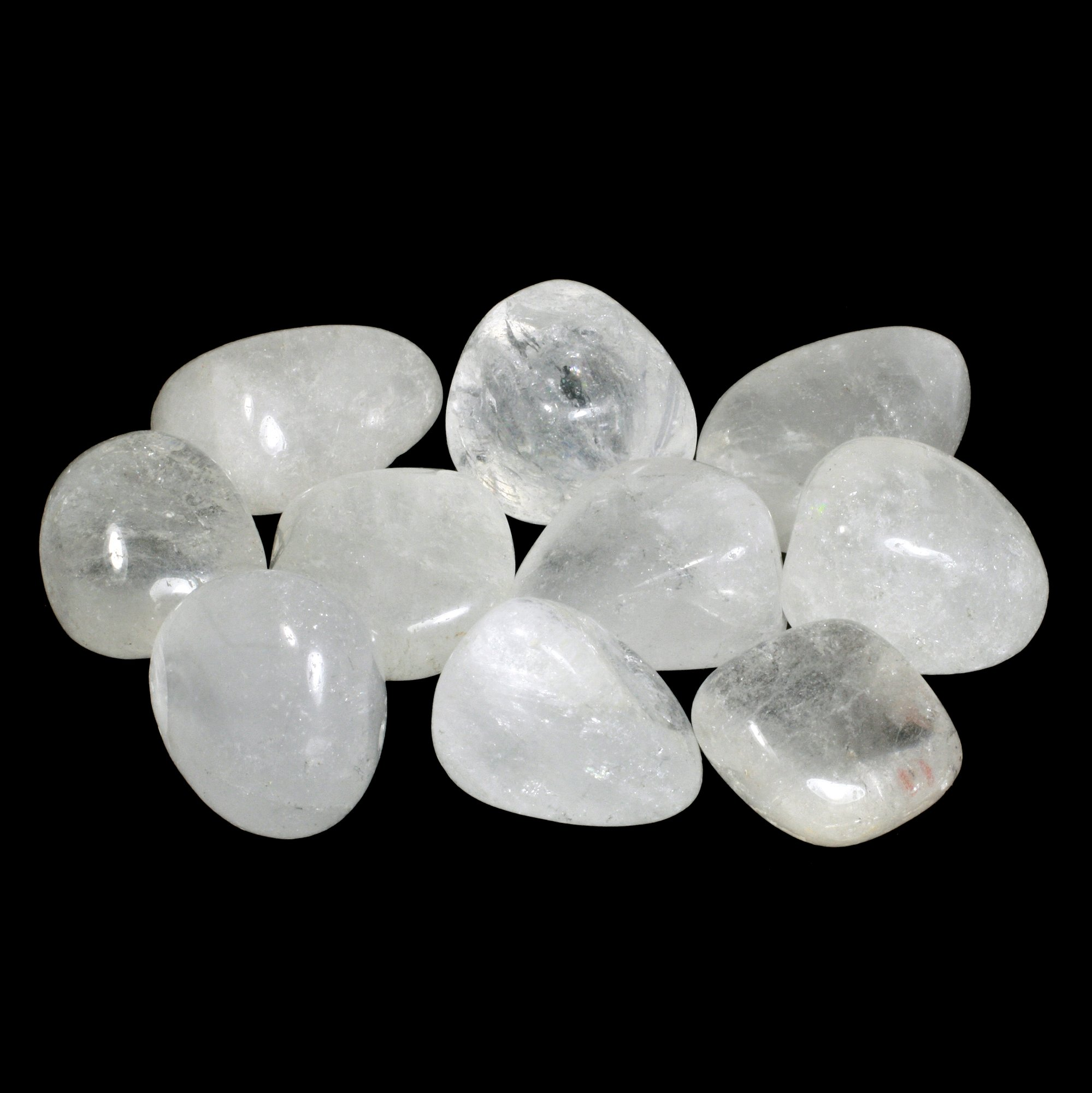 Quartz Tumble Stone (20-25mm)