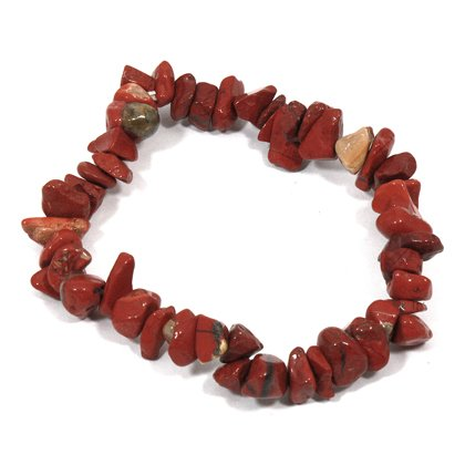 china heart gemstone hearts healing jasper red crystals