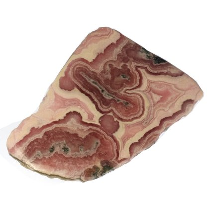 Rhodochrosite Polished Stone ~67mm