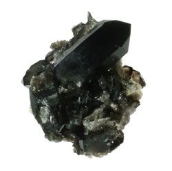 Smoky Quartz Cluster - Medium
