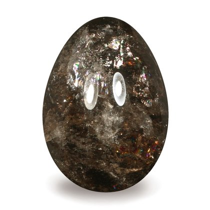 Smoky Quartz Egg ~48mm