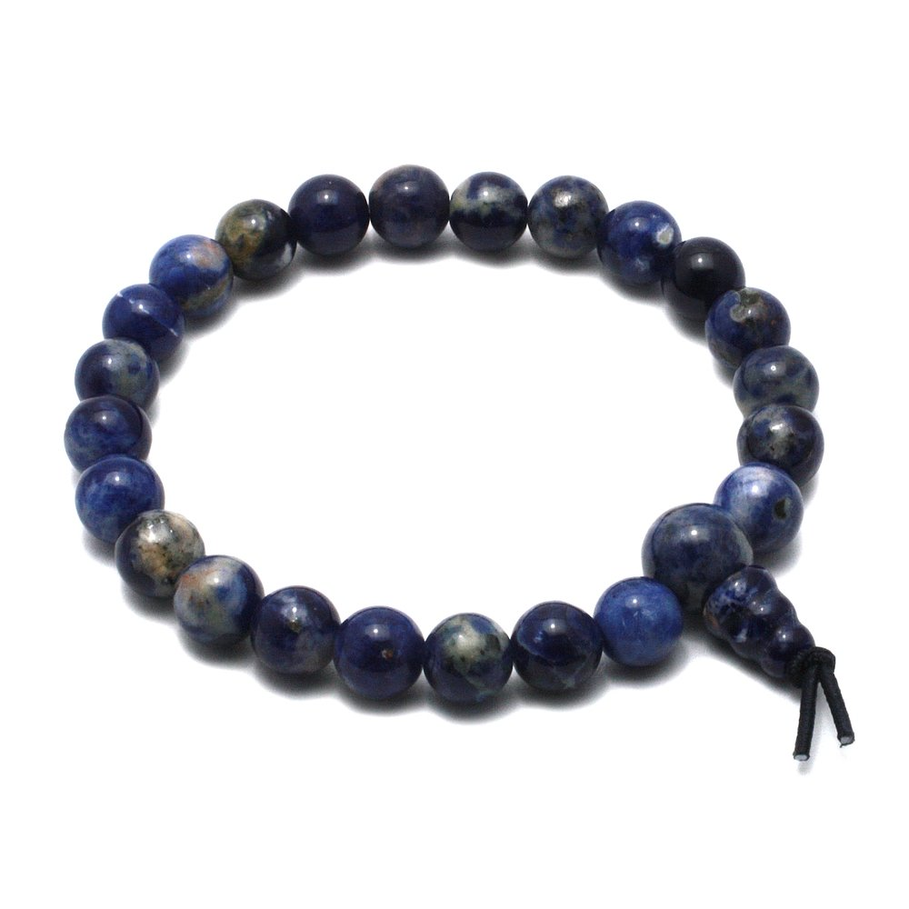 Sodalite Power Bead Bracelet