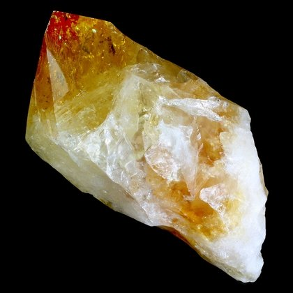 Super Size Citrine Crystal Point ~14 x 9cm