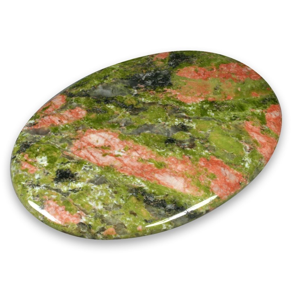 ishka gemstones unakite gift products stone gemstone